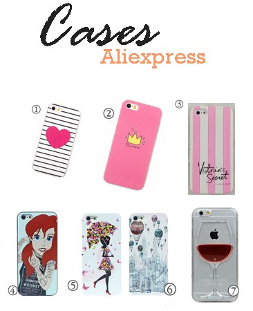 wishlist - cases - aliexpress